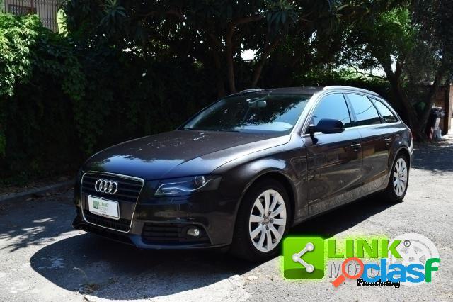 Audi a4 avant diesel in vendita a roma (roma)