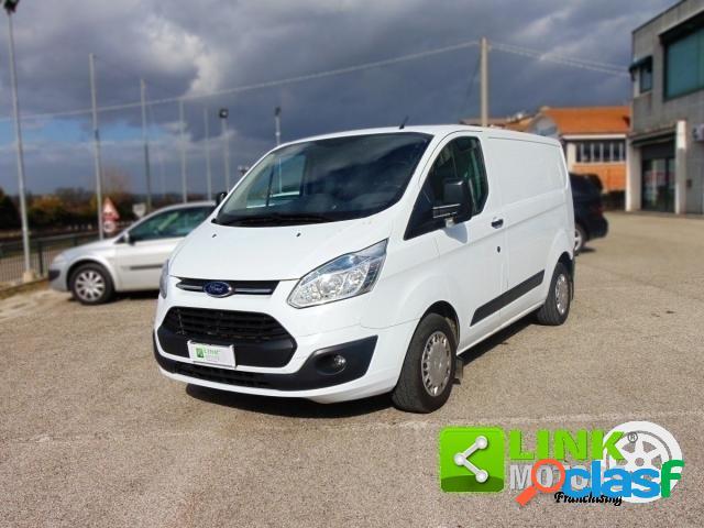 Ford transit custom kombi 300l 2.2 tdci diesel in vendita a collazzone (perugia)