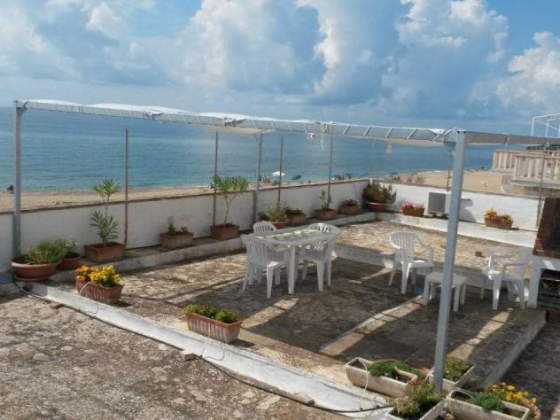 Campomarino casa e terrazza vista mare, 4-5 posti