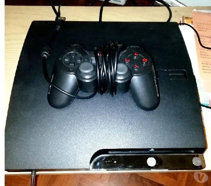 Console ps3 + giochi usata