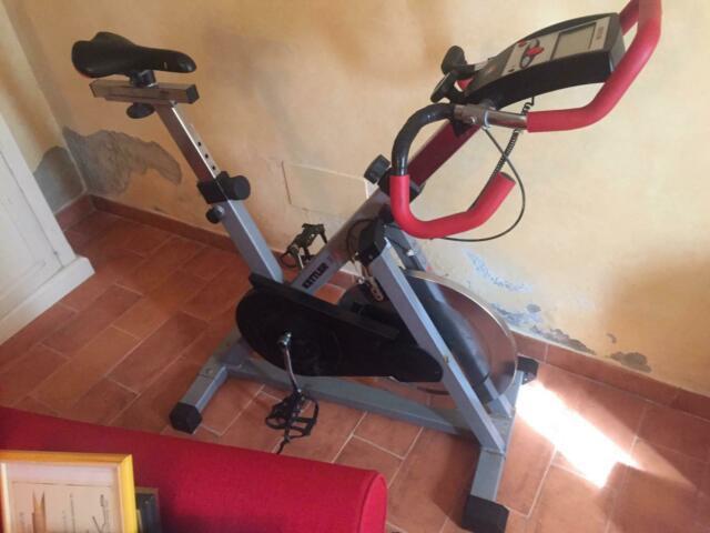 Cyclette spinning kettler racer