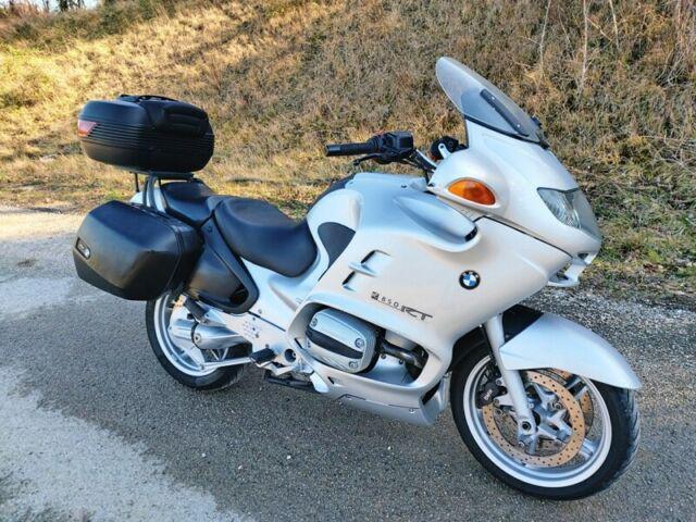 Moto bmw r 850 rt