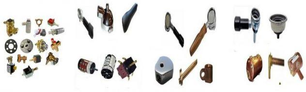 Ricambi accessori macchine caffé manuali + marche