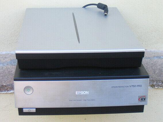 Scanner professionale epson perfect v750