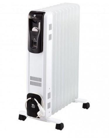 Vendo stufa ad olio 2000w, 9 elementi con termostato