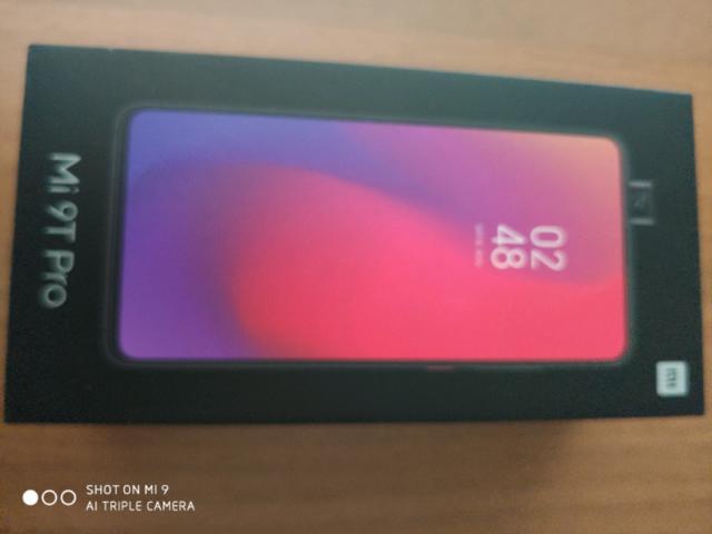 Xiaomi mi 9 t pro 6/128 gb