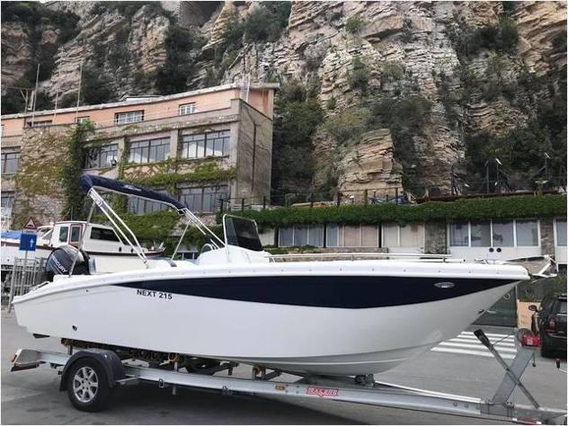 Barca a motore scar next 215 mt.6,50 anno2020 lunghezza mt7