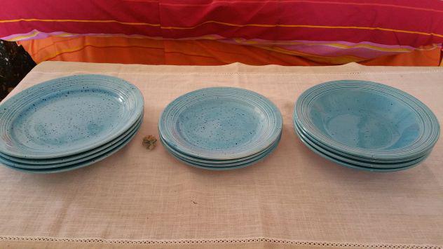 Set piatti per 4 persone