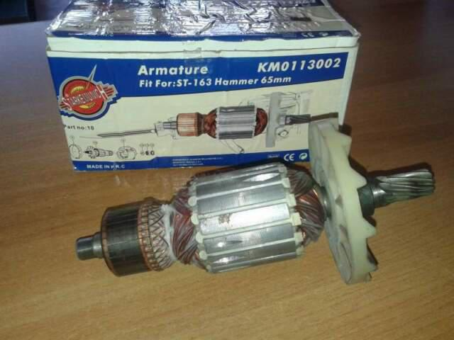 Armatura e statore per martelli 65mm e 38mm