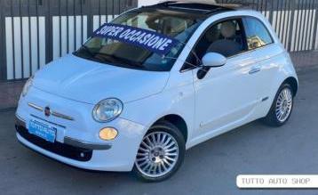 Fiat 500 lounge 1,3mj…