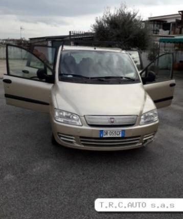 Fiat multipla 1.6…