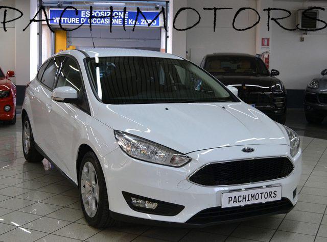 Ford Focus 1.0 EcoBoost 100 CV Start&Stop Plus 1Proprietario