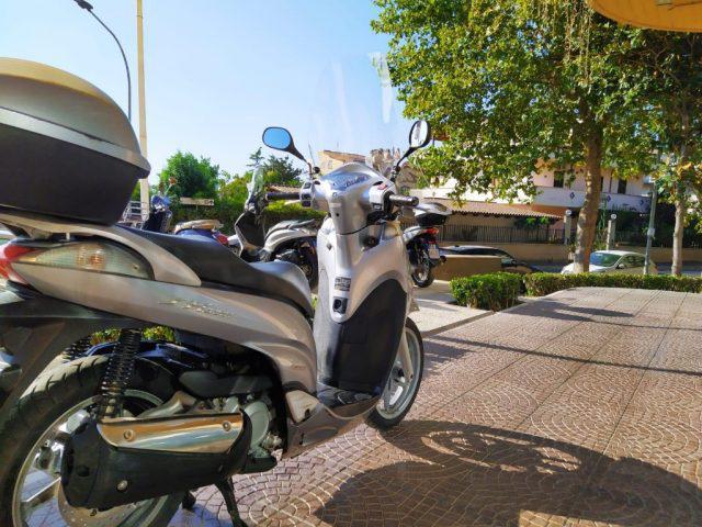 Honda PASSAGGIO GARANZIA E CASCO INCLUSI