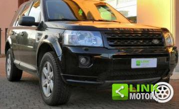 Land Rover Freelander…