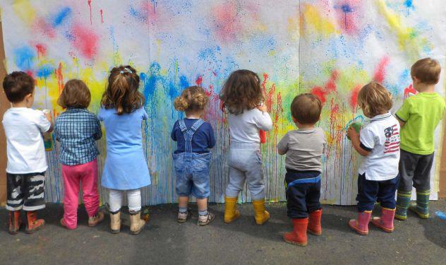Lezioni di arte per bambini