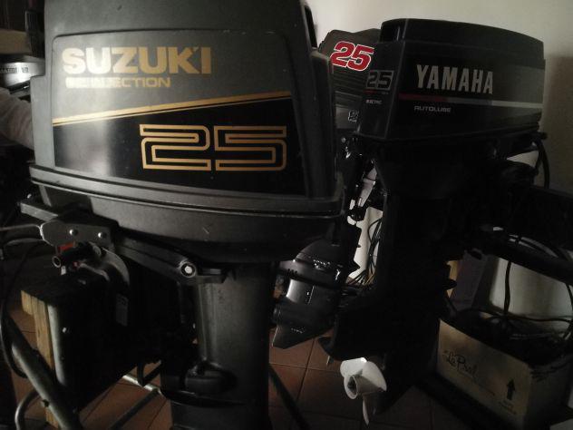 Motore suzuki 25-35 cv superthree lungo avv. el.
