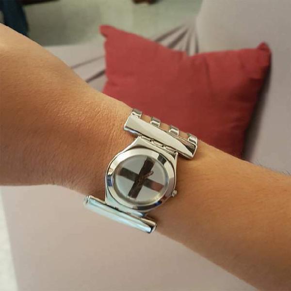 Orologio irony swatch donna