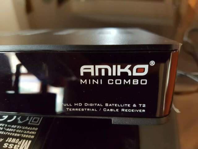 Ricevitore digitale amiko mini-combo