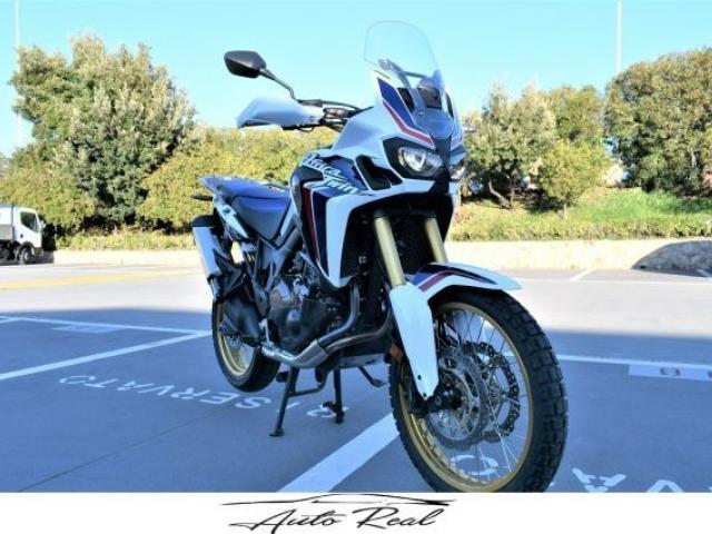 Africa twin abs unico p. solo 2000 km !!!