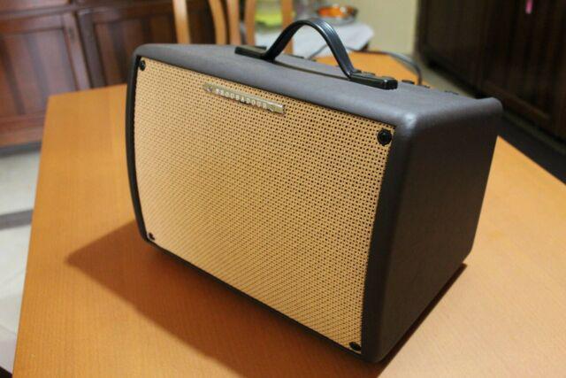 Amplificatore ibanez troubadour t30ii chitarra elettrica