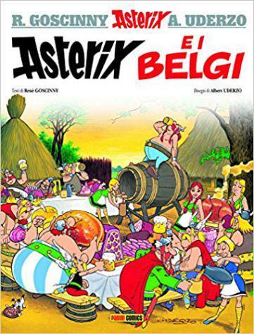 Asterix e i belgi