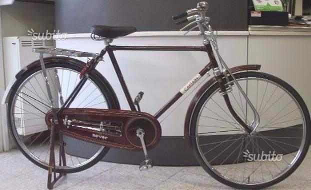 "Bici uomo ""vintage"", usata"