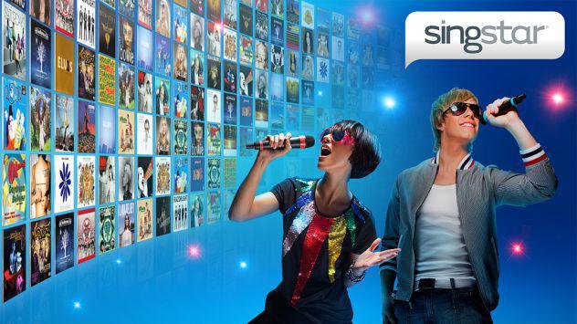 Collezione di 18 giochi singstar - ps2