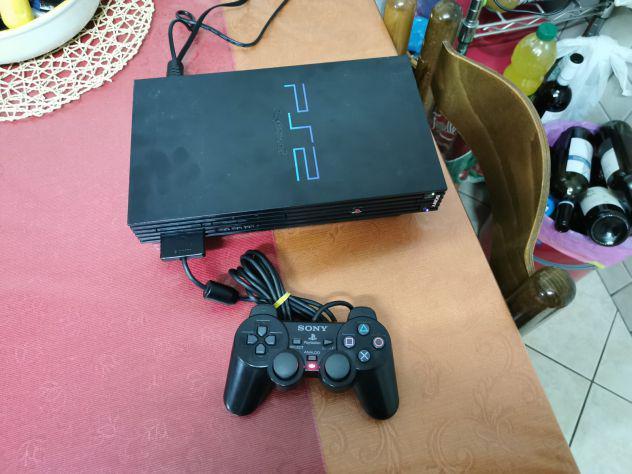 Console playstation 2 + gioco a scelta
