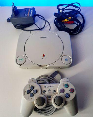Console sony ps one ps1