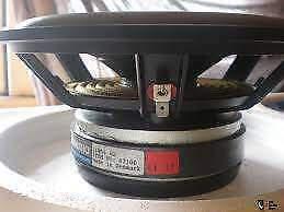 Dynaudio 30w54 coppia di woofer 30cm. 8ohm
