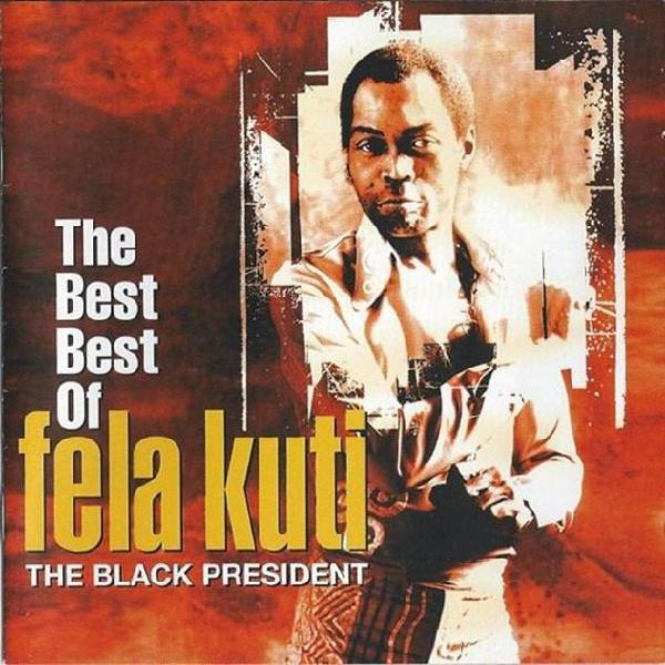 Fela kuti - the best best of fela kuti (the black