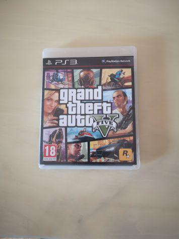 Gioco ps3 grand theft auto v ps3