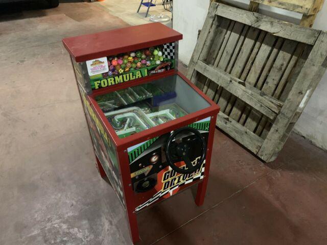 Microguida f1 palline distributore palle magiche flipperino