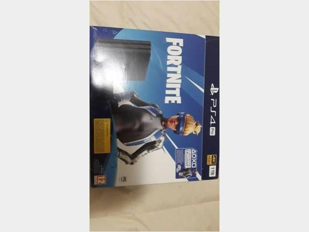 Playstation 4pro 1tb nuovo