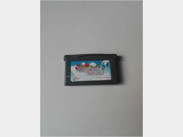 Super mario advance (nintendo game boy advance sp usato