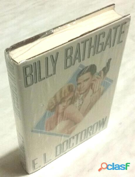 E.l.doctorow di billy bathgate ed.club degli editori, 1991 nuovo con cellophane