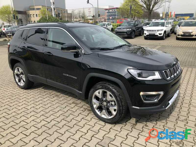 2018 Jeep Compass 1.4 MultiAir 4x4  NAVI AUDIO