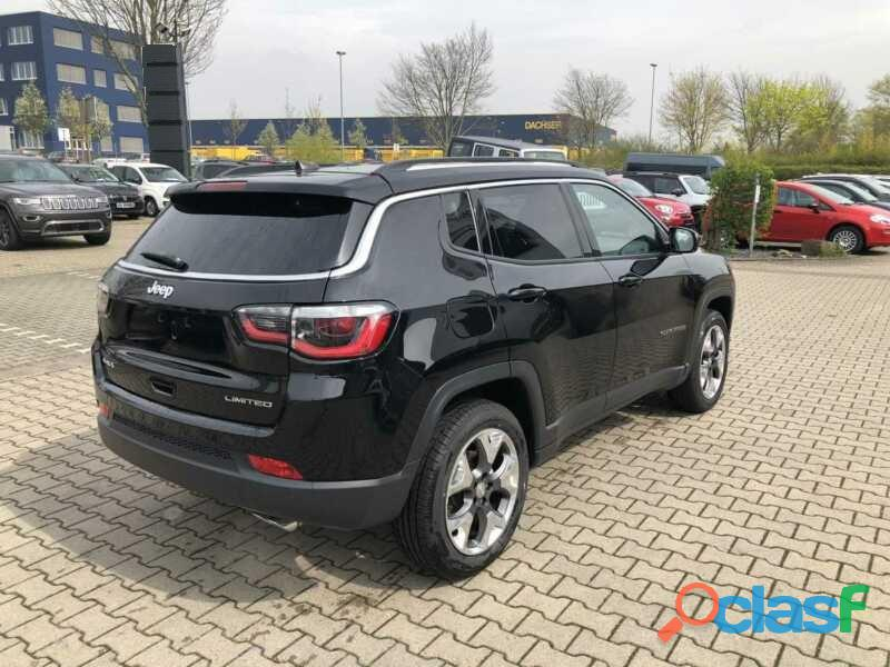2018 Jeep Compass 1.4 MultiAir 4x4  NAVI AUDIO 1