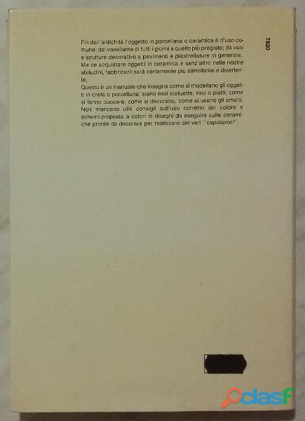 Il grande libro della ceramica di Mariani Mione Ed.De Vecchi 1982 perfetto 3