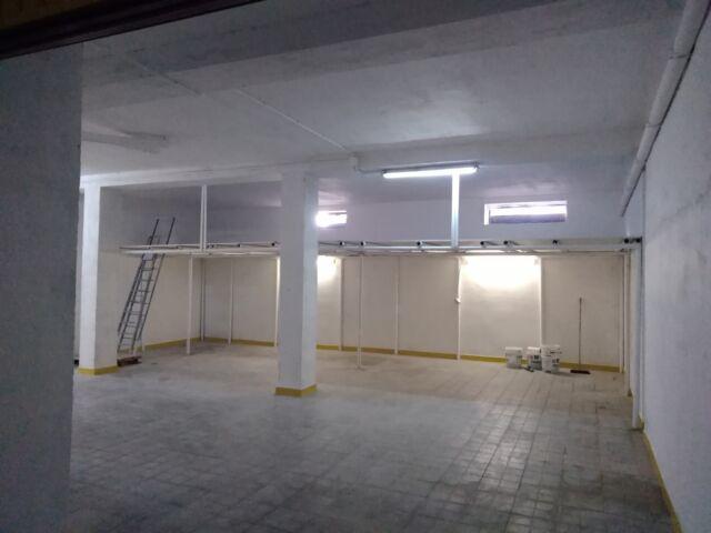 Appartamento di mq 107 + garage di mq 105