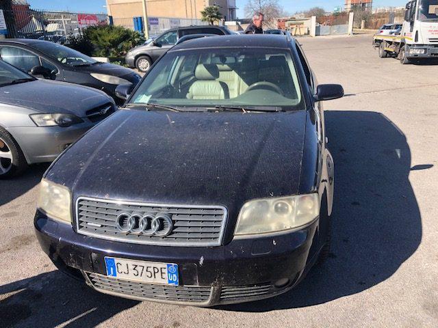 Audi A6 2.5 V6 TDI cat Avant