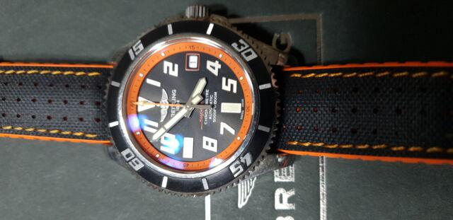 Breitling superocean 42mm limited edition