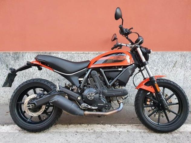 Ducati scrambler 400 * rif. 12940062