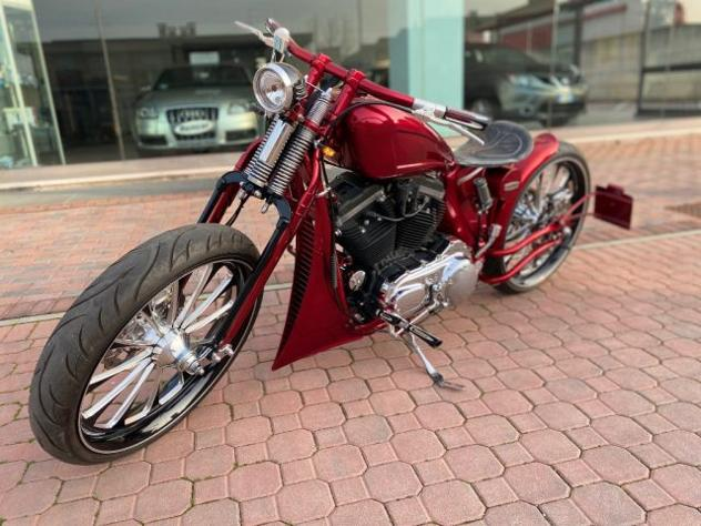 Harley-davidson 1200l xl sportster low custom rif. 12942212
