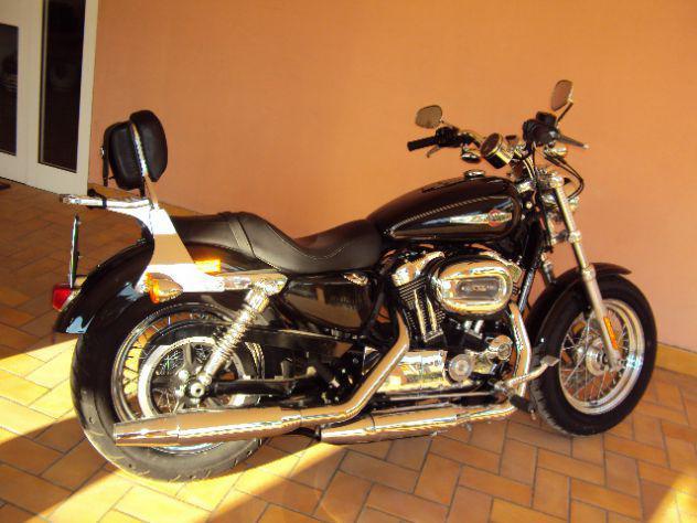 Moto harley davidson sportster 1200 custom