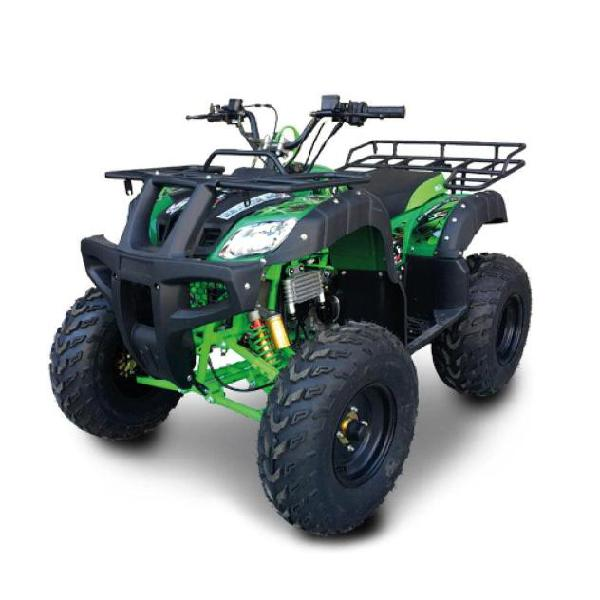 Quad motore 4 tempi 200cc ncx moto mega hummer r10 verde