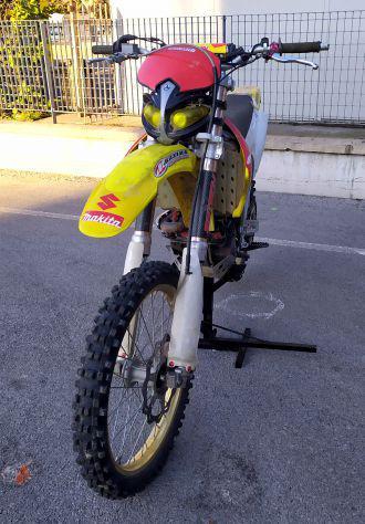 DISCHI MOLLE-Suzuki RMZ 450-anno 2008-2015 FRIZIONE Riparazione Kit