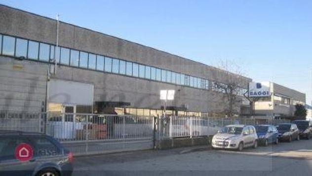 Terreno industriale in vendita a Lodi