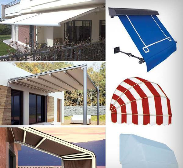 Vendita ed installazione tende da Sole a Roma | Ad Luzi Sas