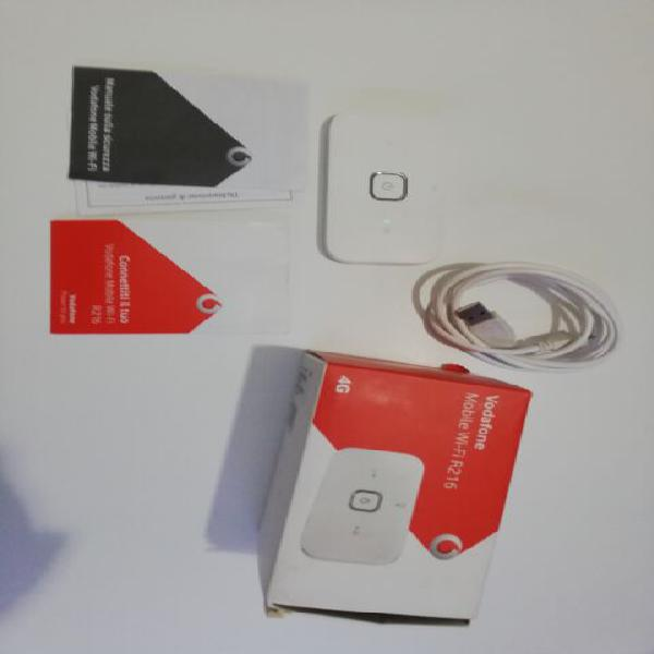 Vodafone mobile wifi r216